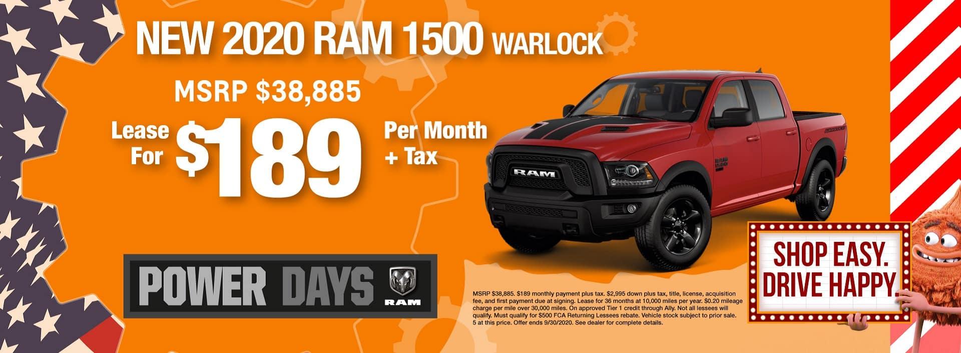 OC 1920px705 Offers_Sep30_1500 Warlock