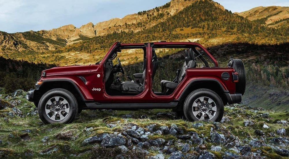 Which Jeep Models Have Removable Doors And Tops