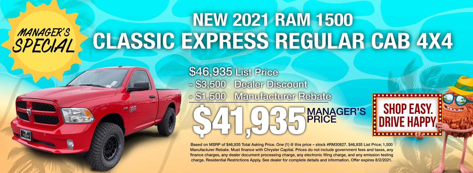 OC 1920px705 Offers_Aug2_RamClassic RC