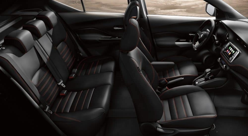 Nissan SUVs