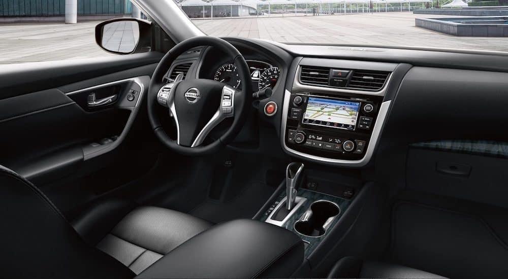 2018 Nissan Altima Lease