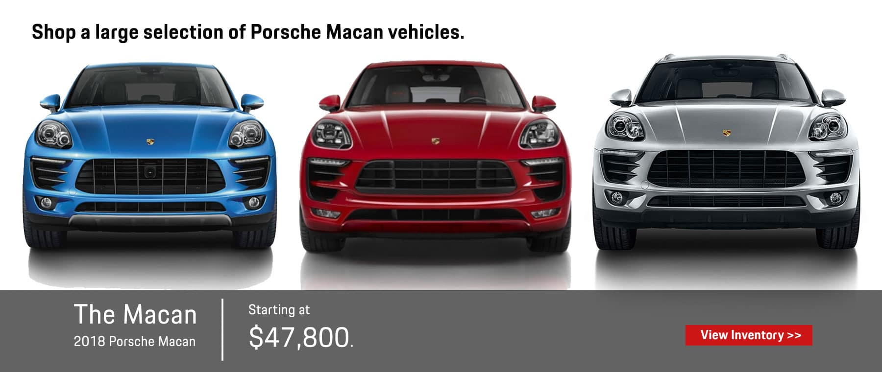 Macan Inventory