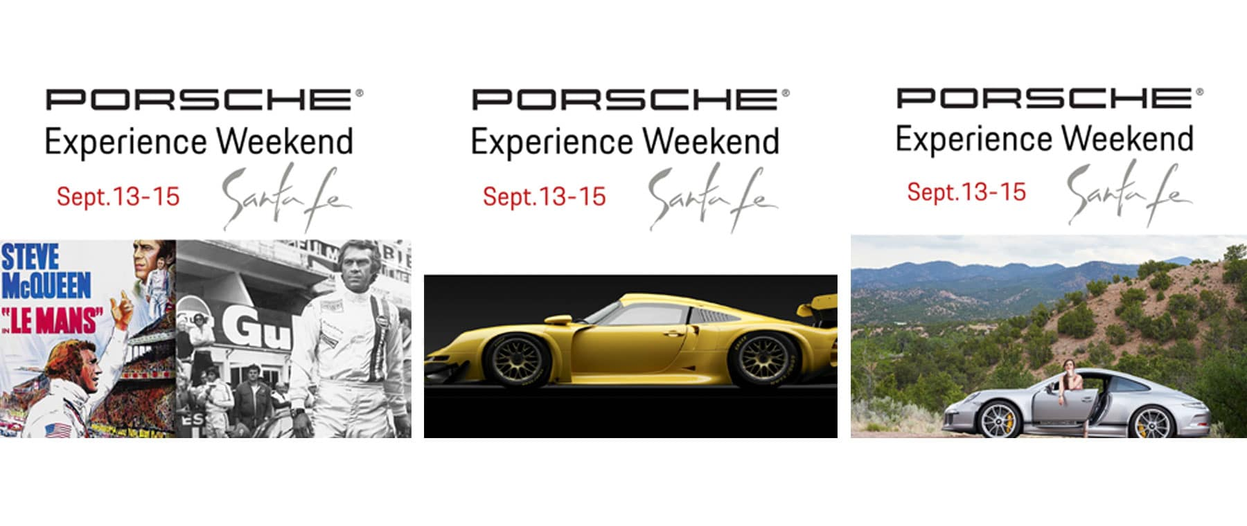 Porsche Experience Weekend