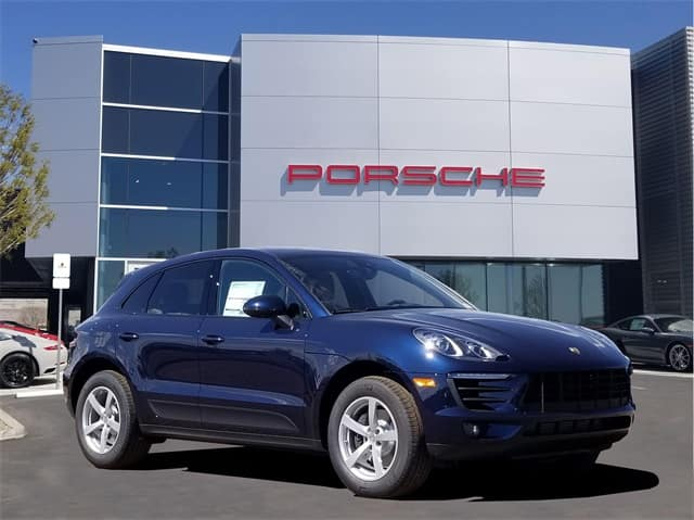 Special Pricing on 2018 Porsche Macan