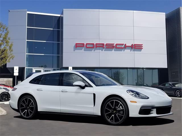 Special Pricing on 2018 Porsche Panamera 4 Sport Turismo