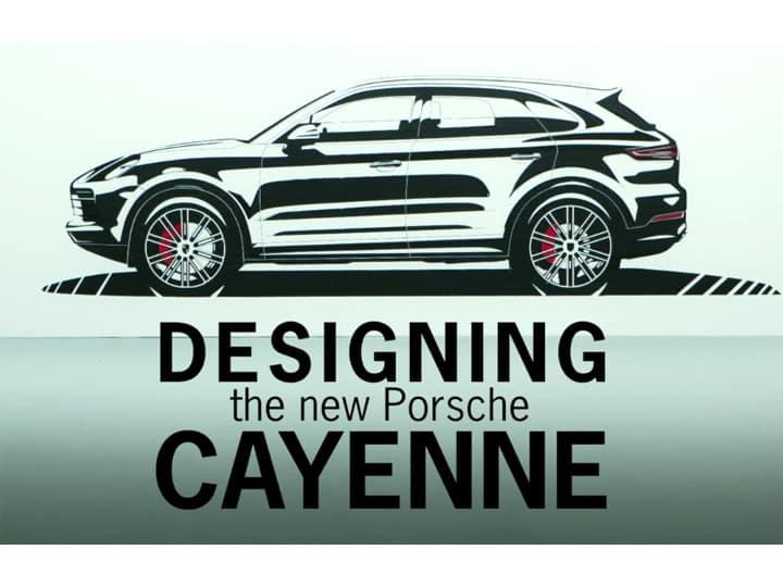 2019 Cayenne