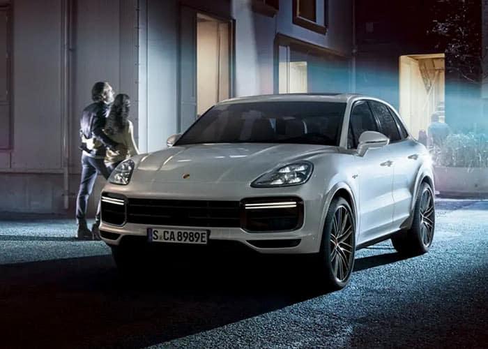 2021 Porsche Cayenner