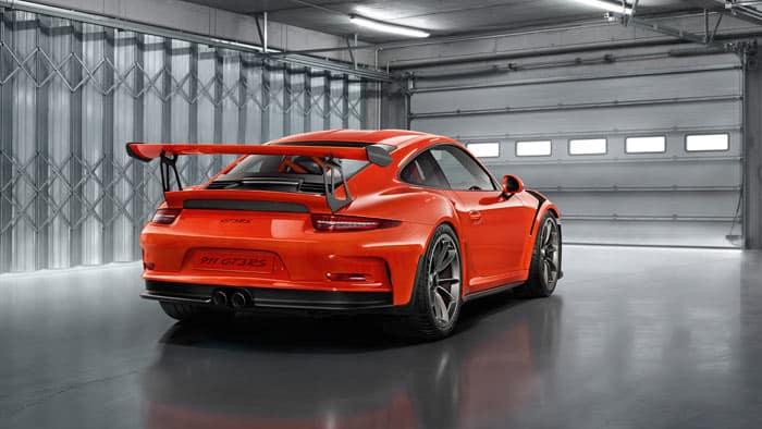 Born From Racing The New 2019 Porsche 911 Gt3 Rs Porsche