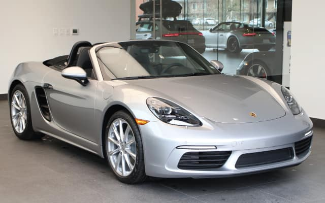2019 Porsche 718 Boxster Lease - $825 per Month for 24 Months