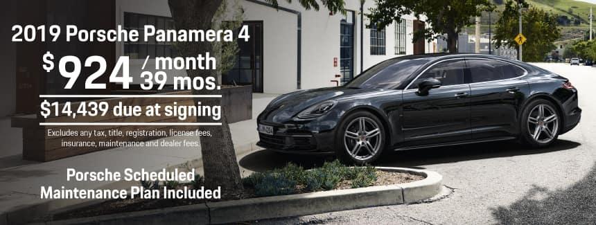 Porsche Panamera Lease >> Porsche Lease Specials Portland Porsche Beaverton