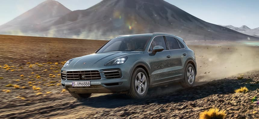 New 2020 Porsche Cayenne - $675 per month for 36 months