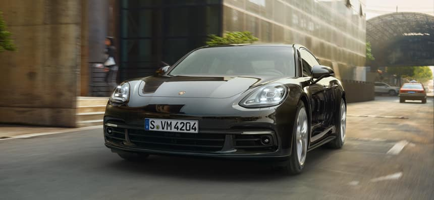 New 2021 Porsche Panamera Lease - $1,299 per month for 36 months