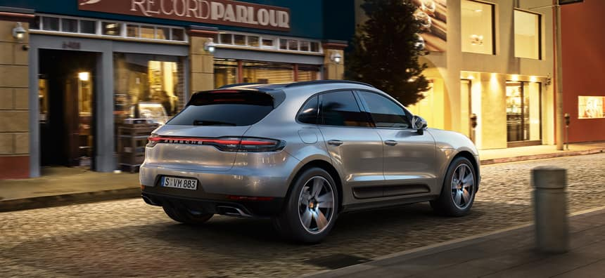 New 2021 Porsche Macan Lease - $539 per month for 36 months