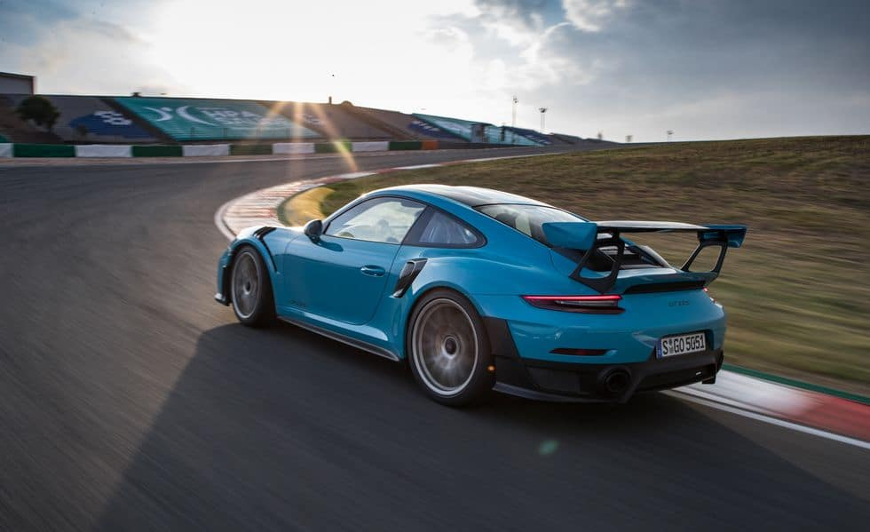 2018 911 GT2 RS Car and Driver
