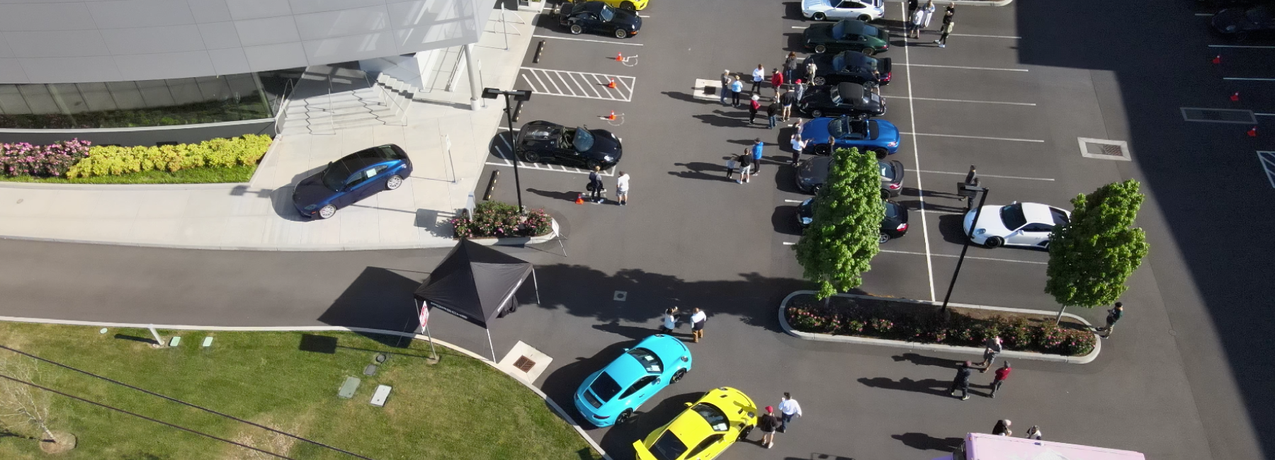 Porsche Cars and Coffee