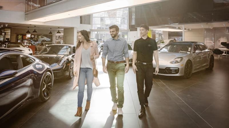 Porsche Lease-End Options