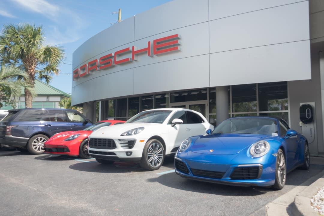 Used Cars Charleston Sc >> Porsche Dealership Charleston Sc Mount Pleasant Summerville