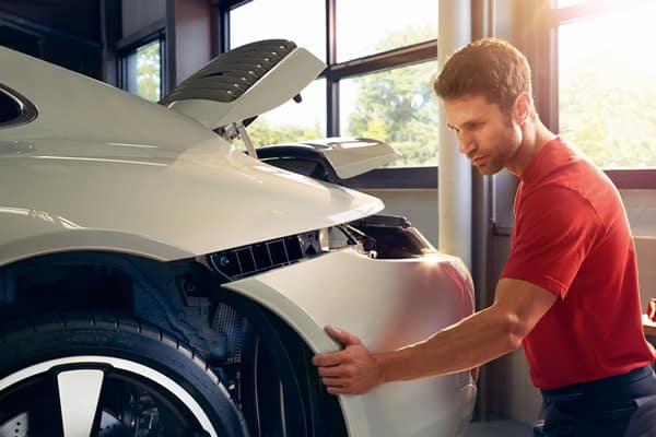 Porsche-Collision-Repair