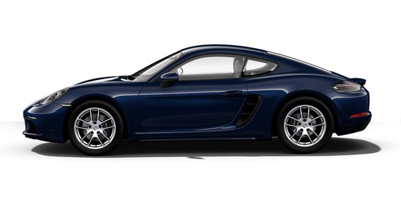 New 2019 718 Cayman