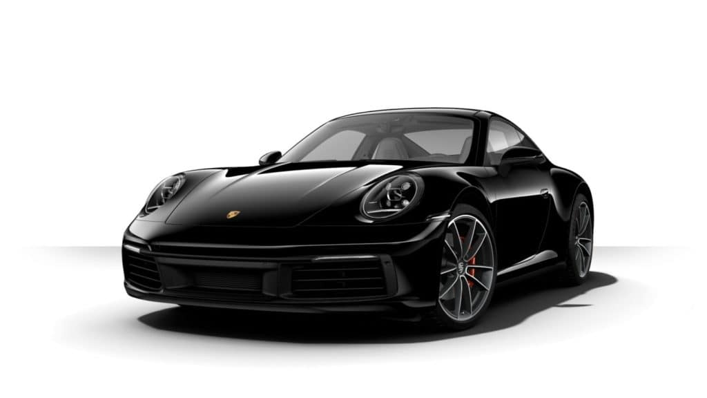New 2020 911 Carrera S