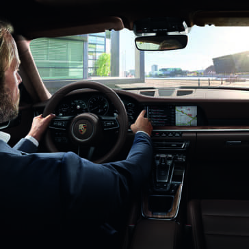 2020 Porsche 911 Carrera S Interior