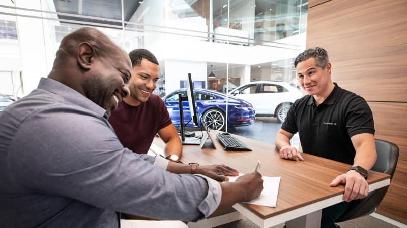 Porsche Guaranteed Auto Protection (GAP)