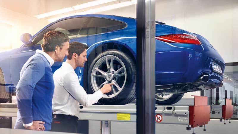 Premier Tire & Wheel Protection