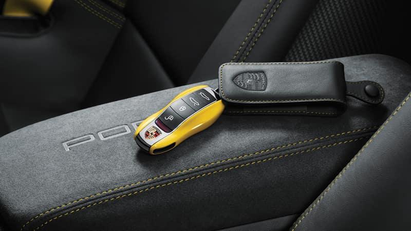 Porsche Key Protection
