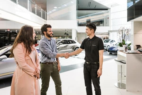 Welcome to Porsche Program