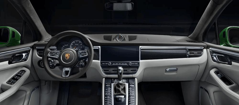 2020 Porsche Macan Interior Features Dimensions Cabin Technology