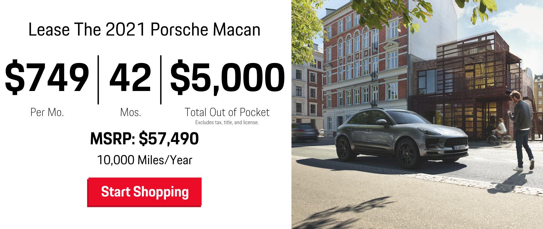 Porsche Greenwich 2021 Porsche Macan 7921 (8)