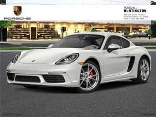 2018 Porsche 718 Cayman vs. 2018 Mercedes Benz SLC