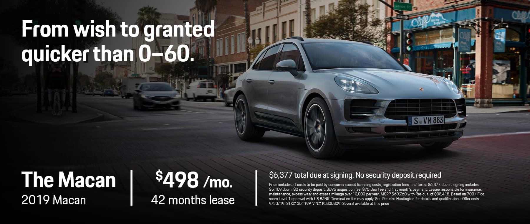 Porsche Huntington | Top Luxury Porsche Dealer in Huntington