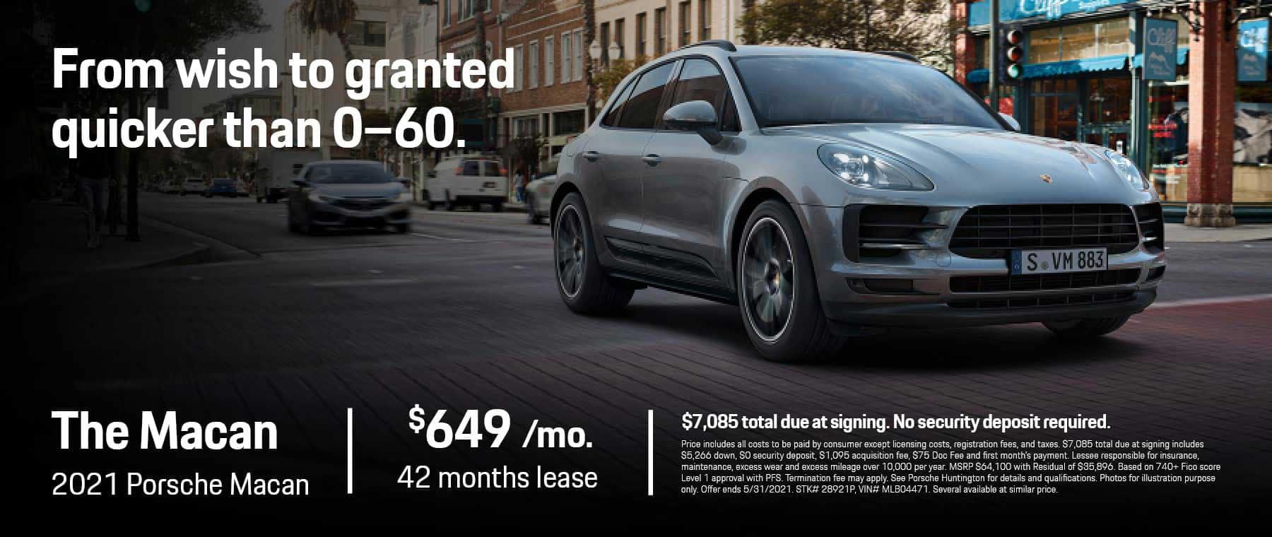 Porsche Huntington 1600×760 May 2021 Macan