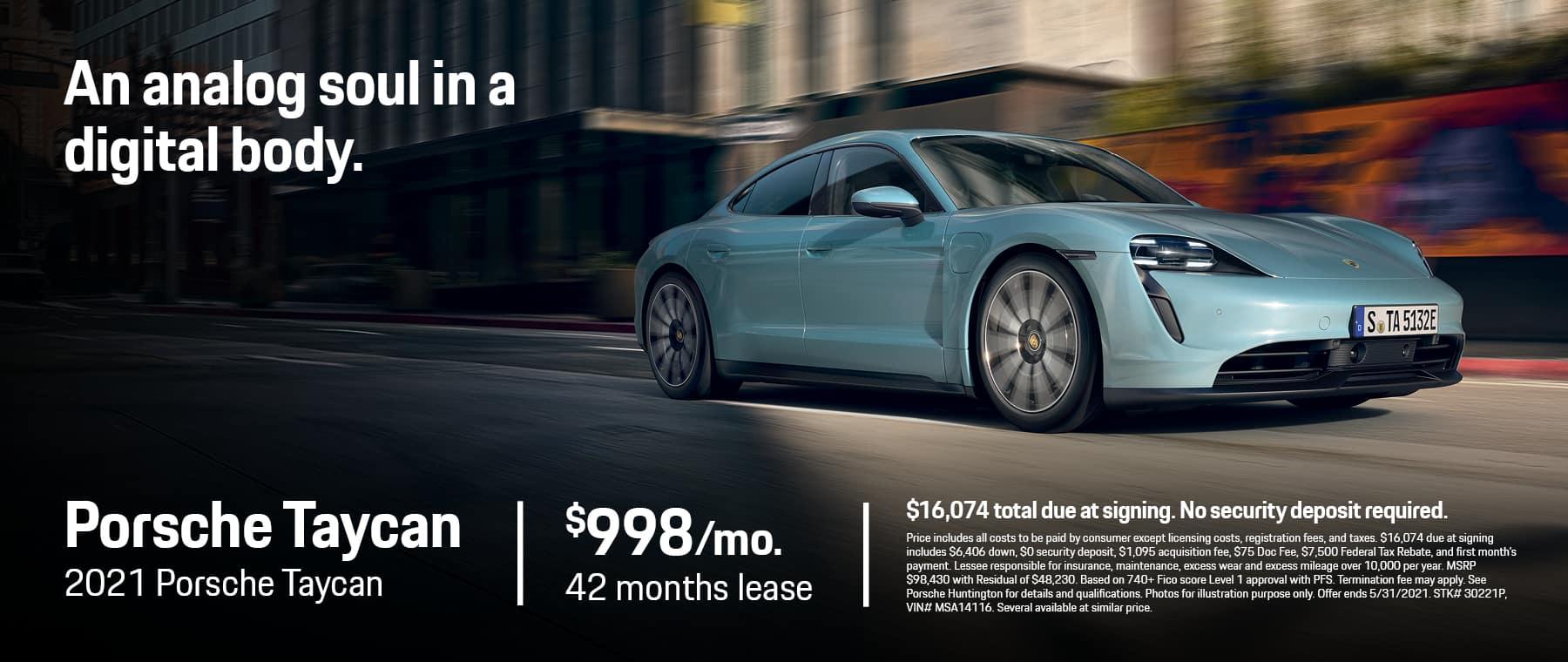 Porsche Huntington 1600×760 May 2021 Taycan