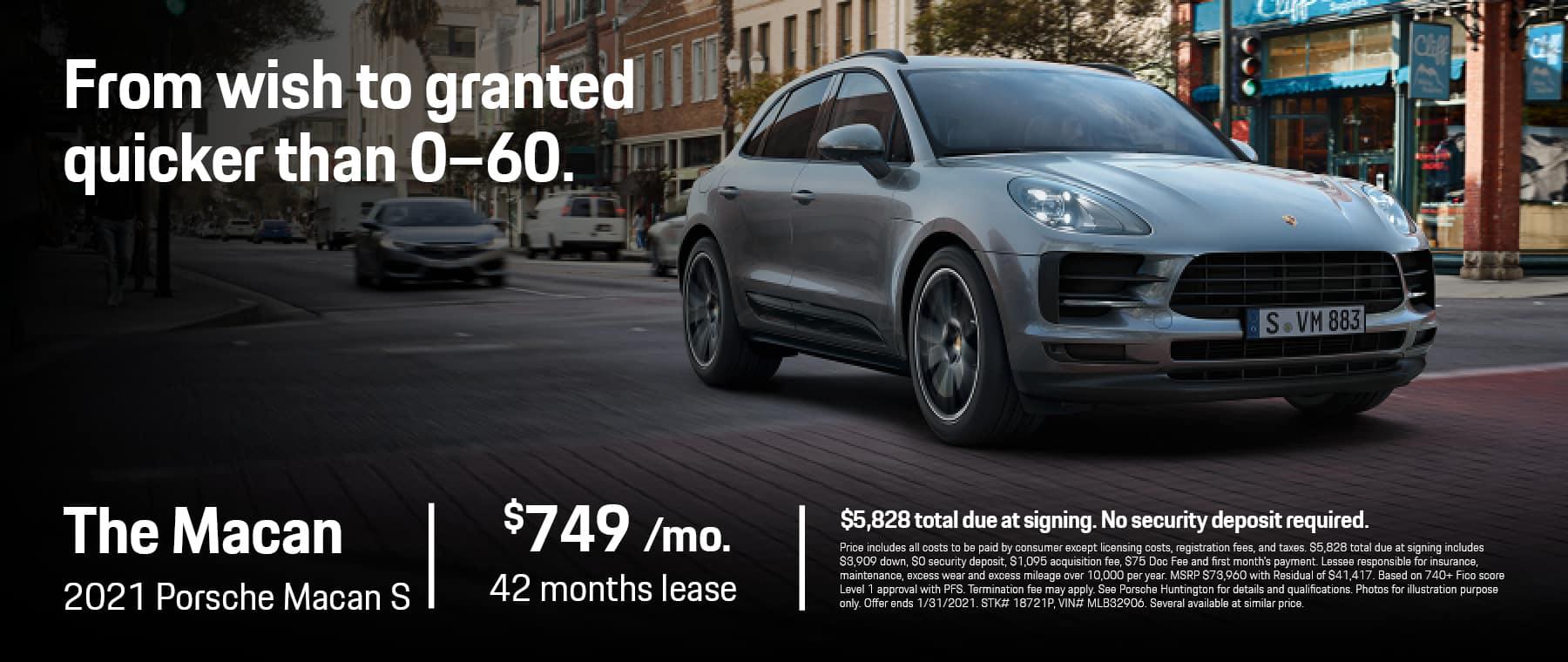 Porsche Huntington 1800×760 January 2021 Macan