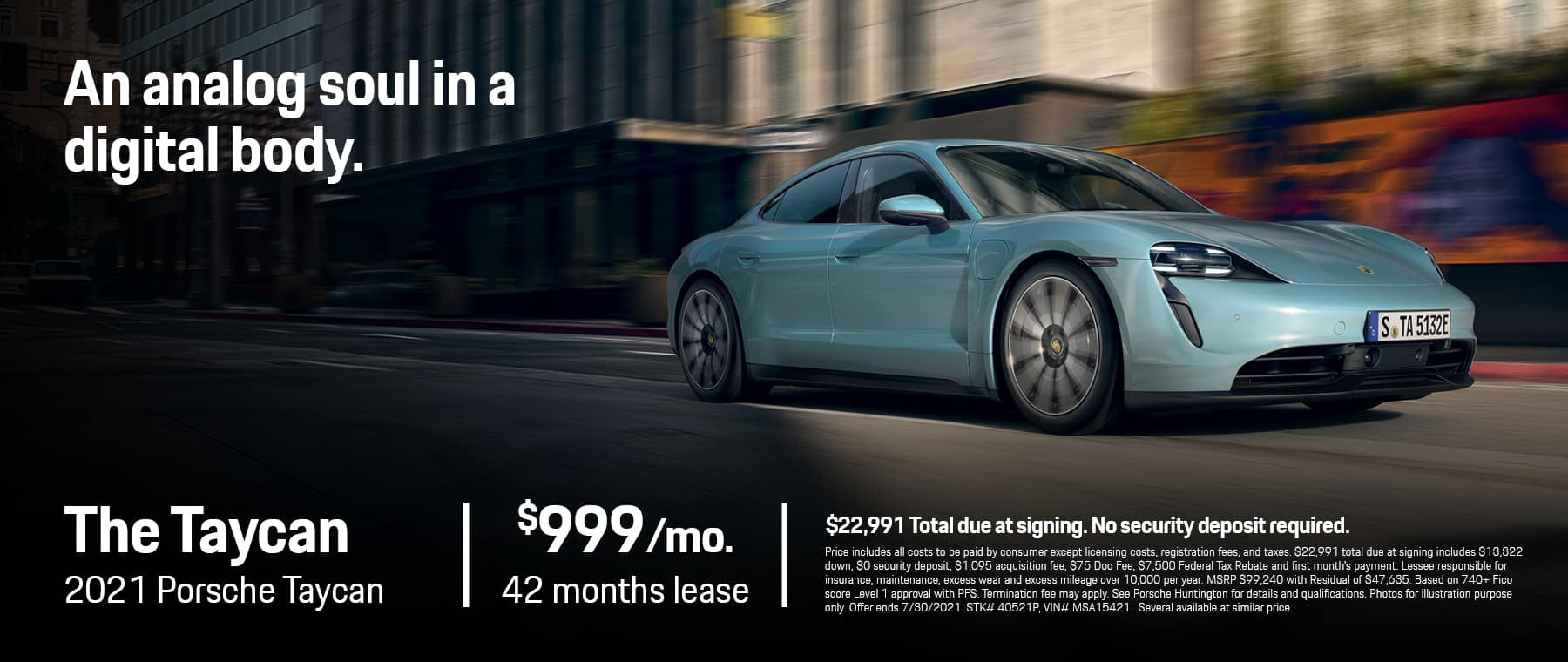 Porsche-Huntington 1800×760 July 2021 2021 Porsche Taycan