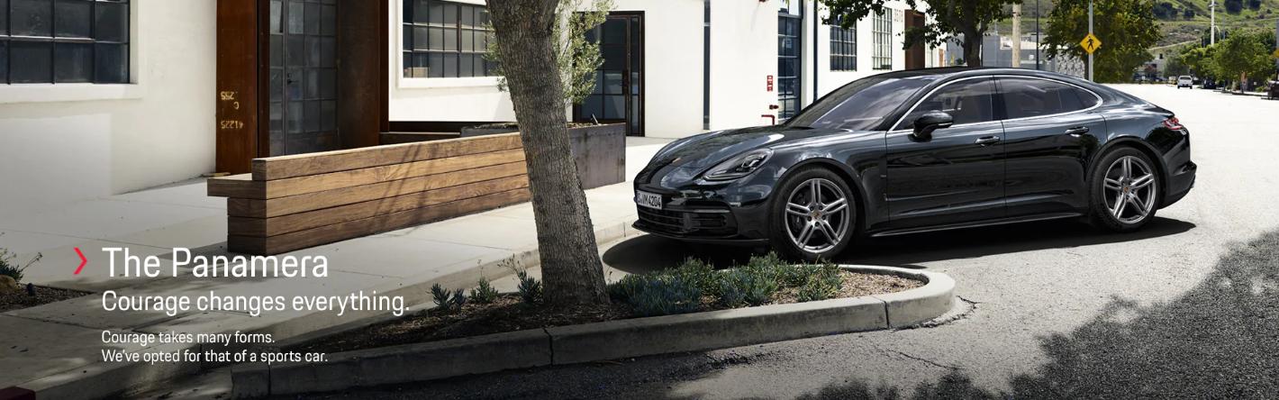 Panamera Porsche Livermore