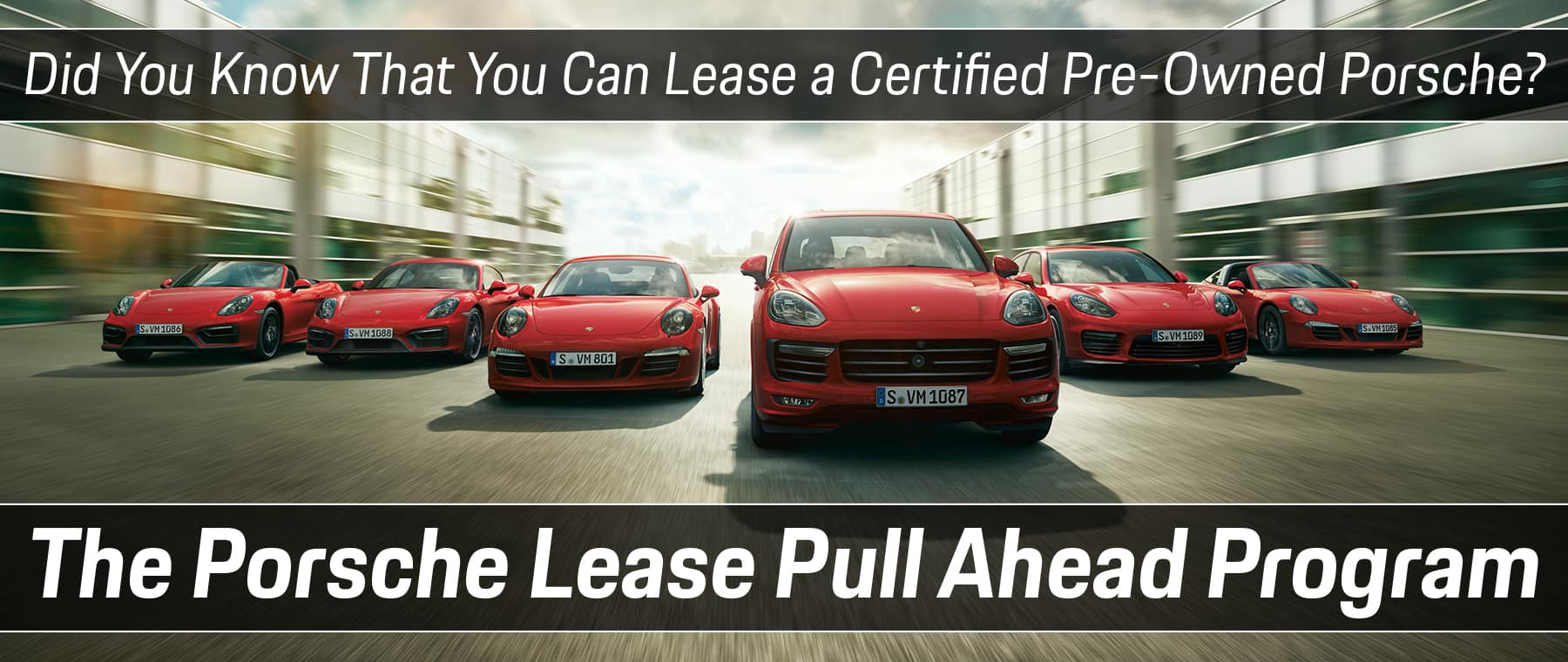 Lease A Car Near Me >> Lease Certified Pre Owned Porsche Porsche Milwaukee North