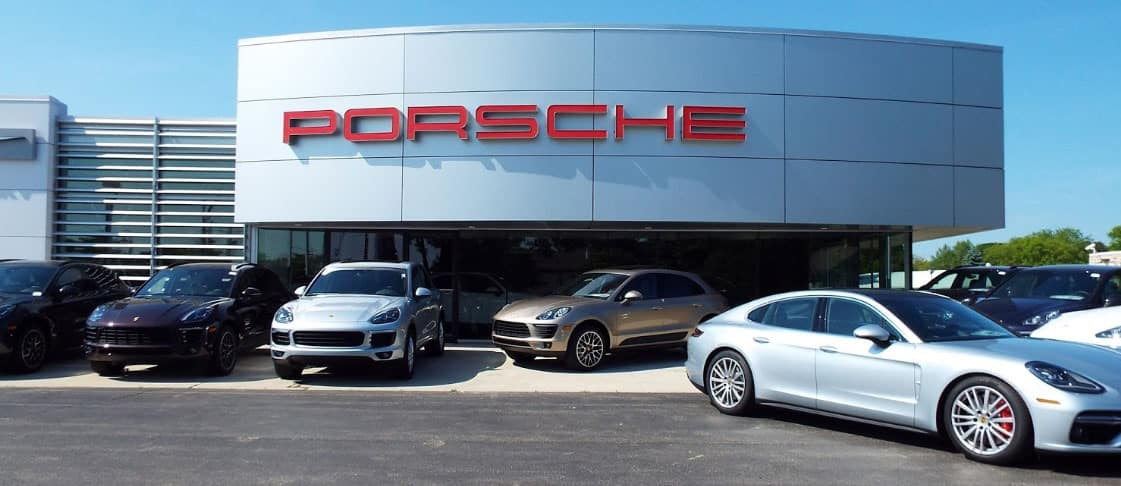 porsche dealership near brookfield wi - Porsche Milwaukee North