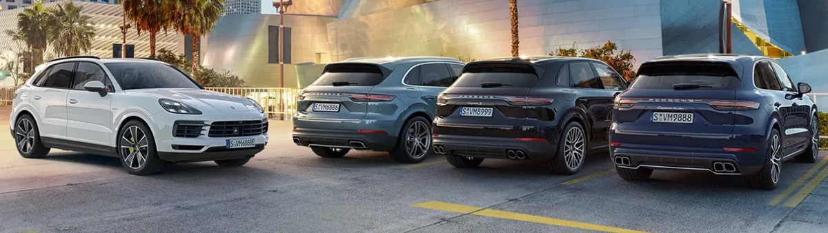 2019 Porsche Cayenne | Porsche of Milwaukee North