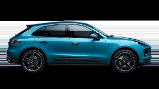 2020 Porsche Macan S Trim Model Information | Porsche Minneapolis
