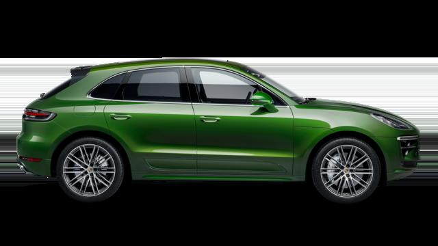 2020 Porsche Macan Turbo Trim Model Information | Porsche Minneapolis