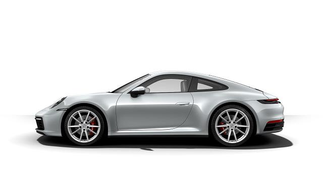 2020 Porsche 911 Carrera S Trim Model Information | Porsche Minneapolis
