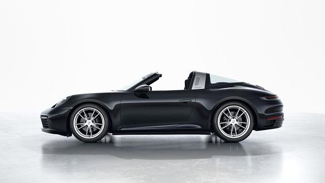 2020 Porsche 911 Carrera Targa 4 Trim Model Information | Porsche Minneapolis