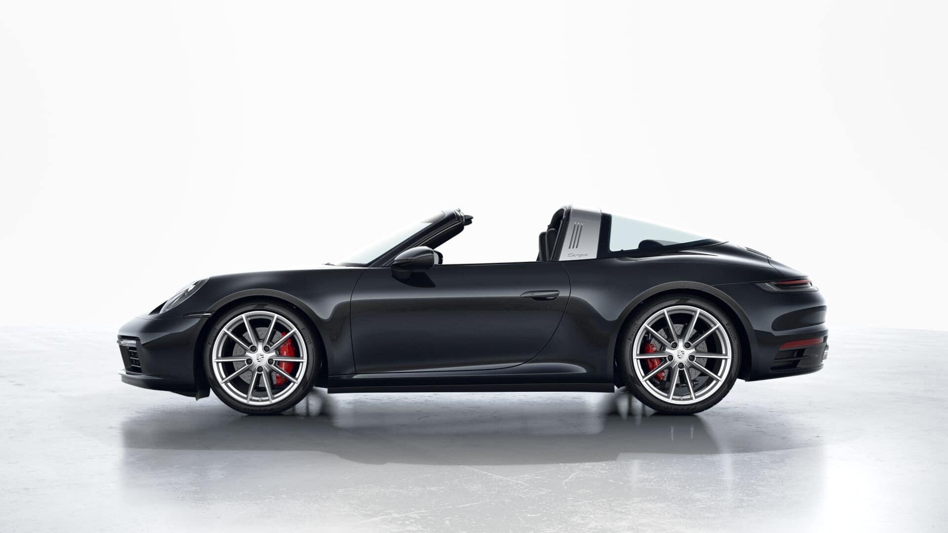 2021 Porsche 911 Targa 4S Trim Model Information | Porsche Minneapolis