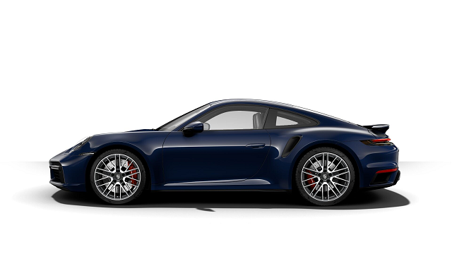 2020 Porsche 911 Turbo Trim Model Information | Porsche Minneapolis