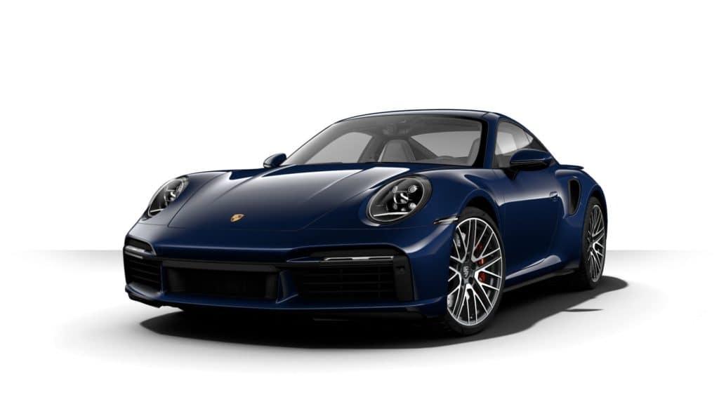 2021 Porsche 911 Turbo Trim Model Information   Porsche Minneapolis