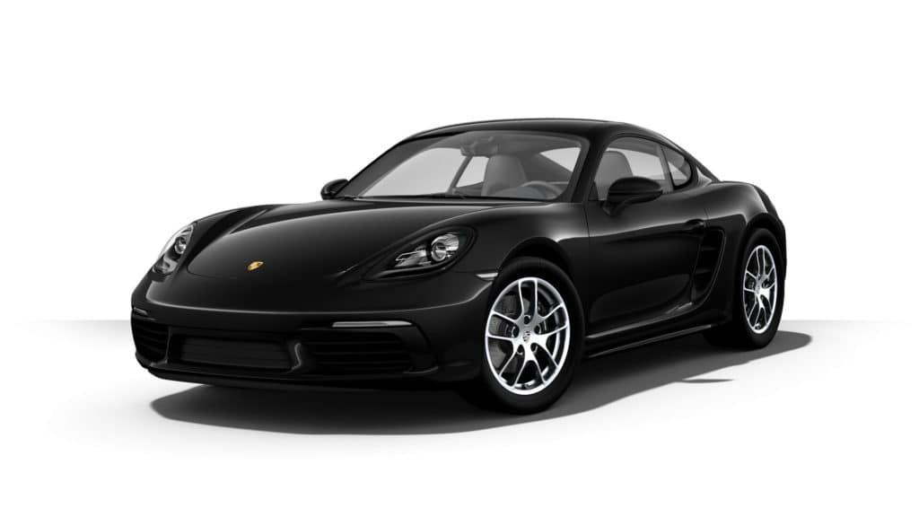 New 2021 Porsche 718 Cayman