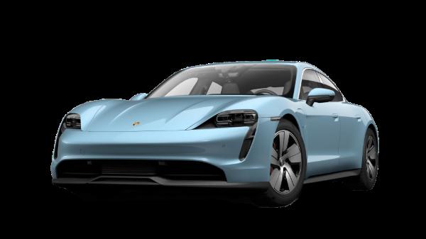 New 2020 Porsche Taycan